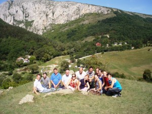 Samarita werkvakantie deelnemers 2011