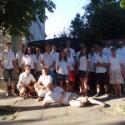Samarita werkvakantie deelnemers 2013