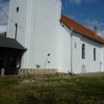 Samarita - renovatie muren Reformatuskerk (2)
