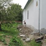 Samarita - renovatie muren Reformatuskerk